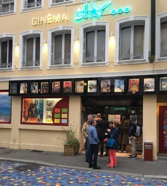 7aec304fce At Star Cinemas in Strasbourg