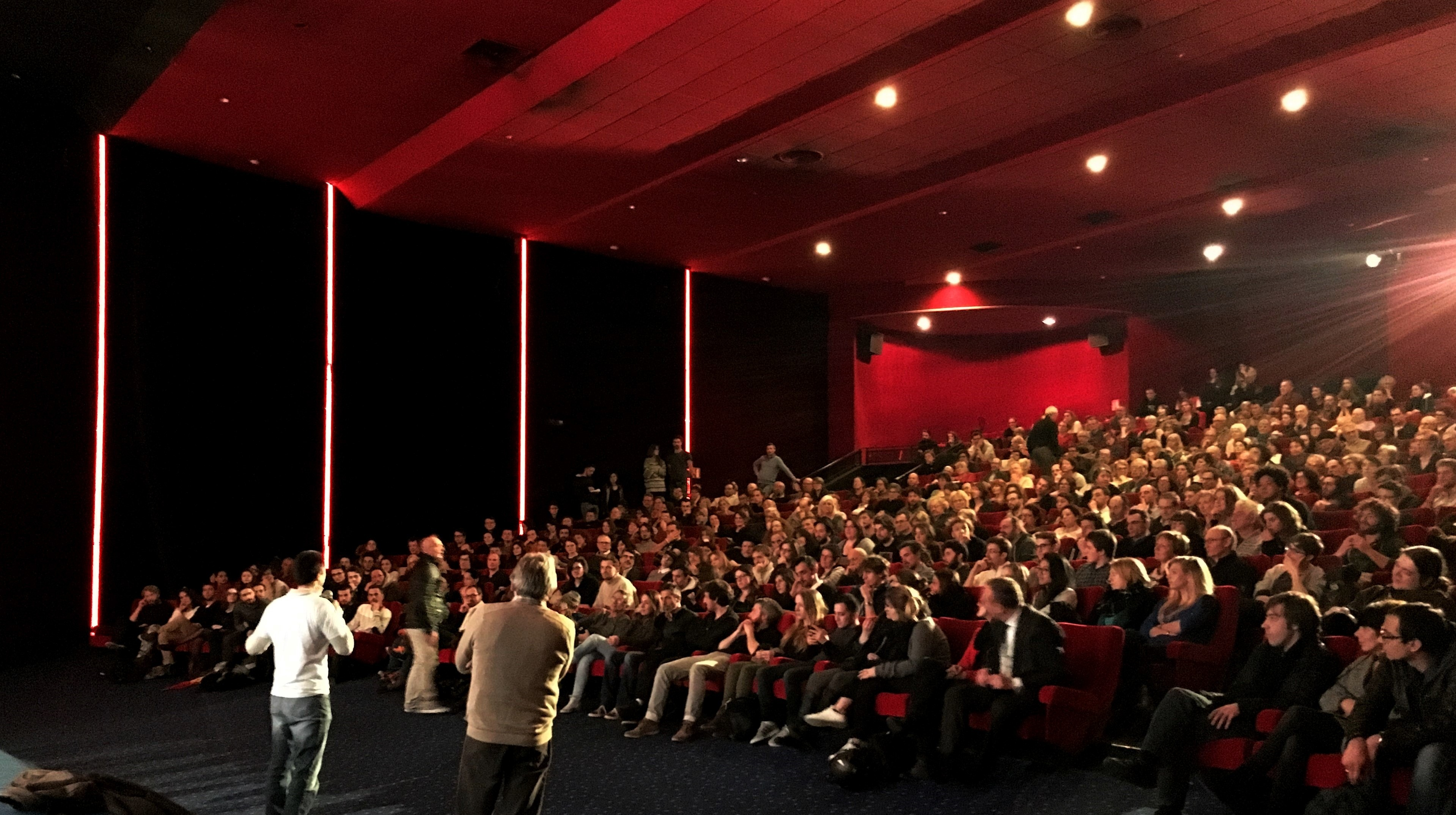 Europa Cinemas - Omnia, Rouen