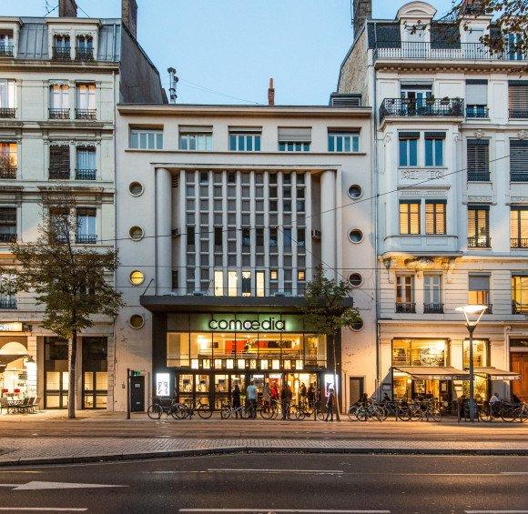 Europa Cinemas - Cinéma Comoedia, Lyon