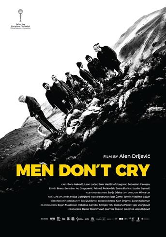 Muškarci ne plaču
