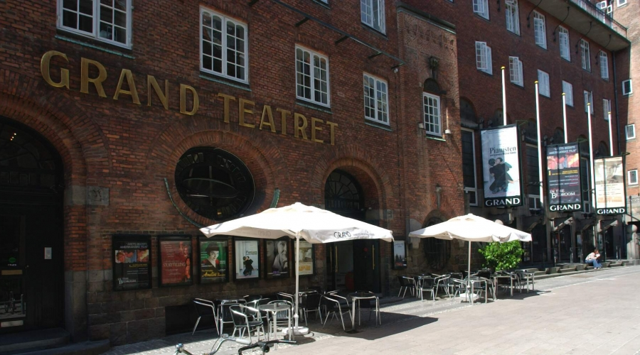 Grand Teatret, Copenhague, Danemark