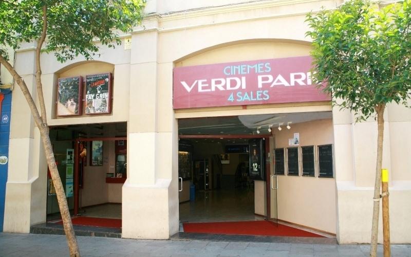 Cinemes Verdi & Verdi Park, Barcelona, Spain