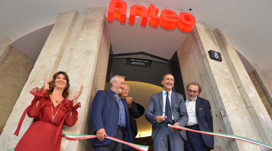 Lionello Cerri, Anteo, Milano, Italia