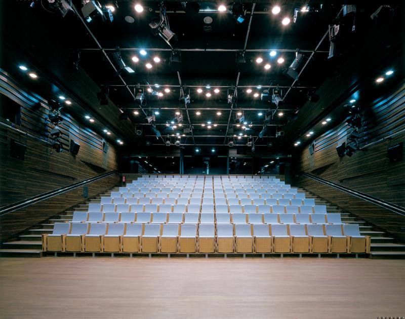 Kosovelova salle