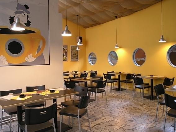 cinema café