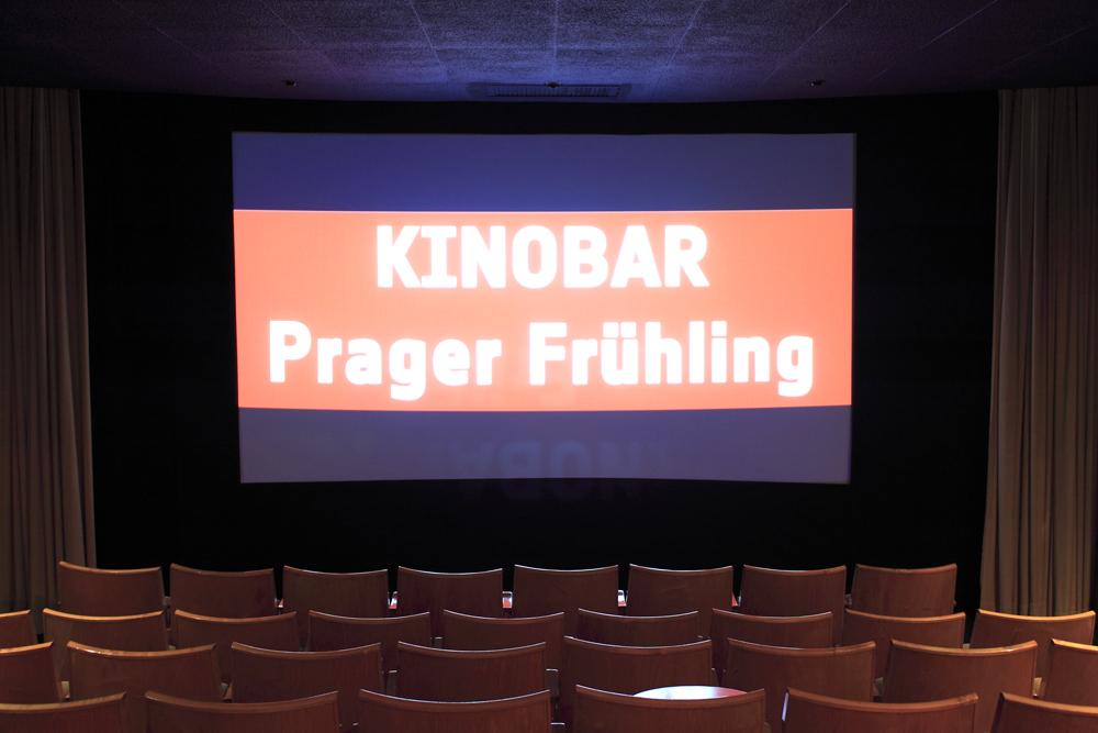 Kinobar Prager Frühling