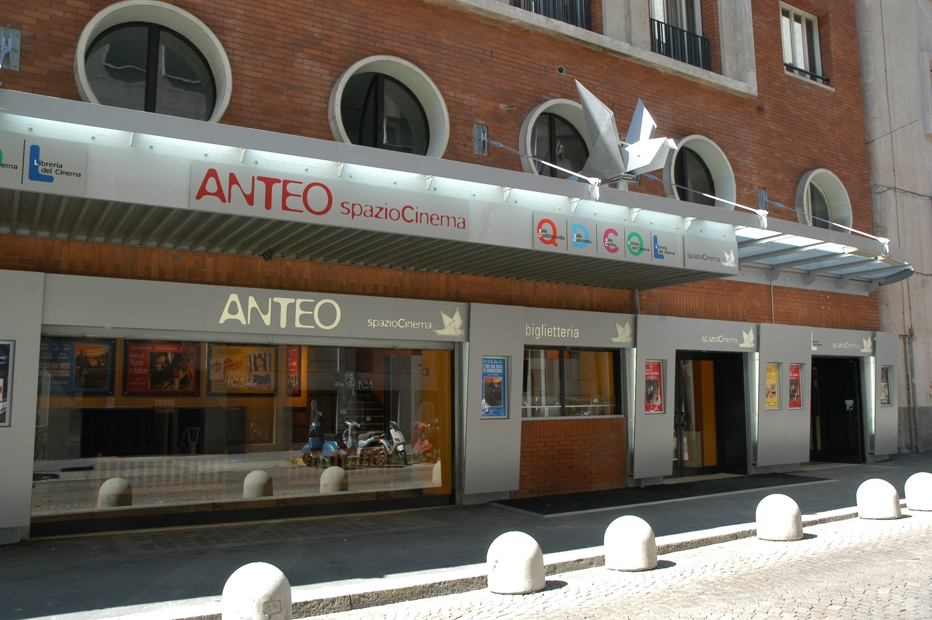 gay cinemas en milano