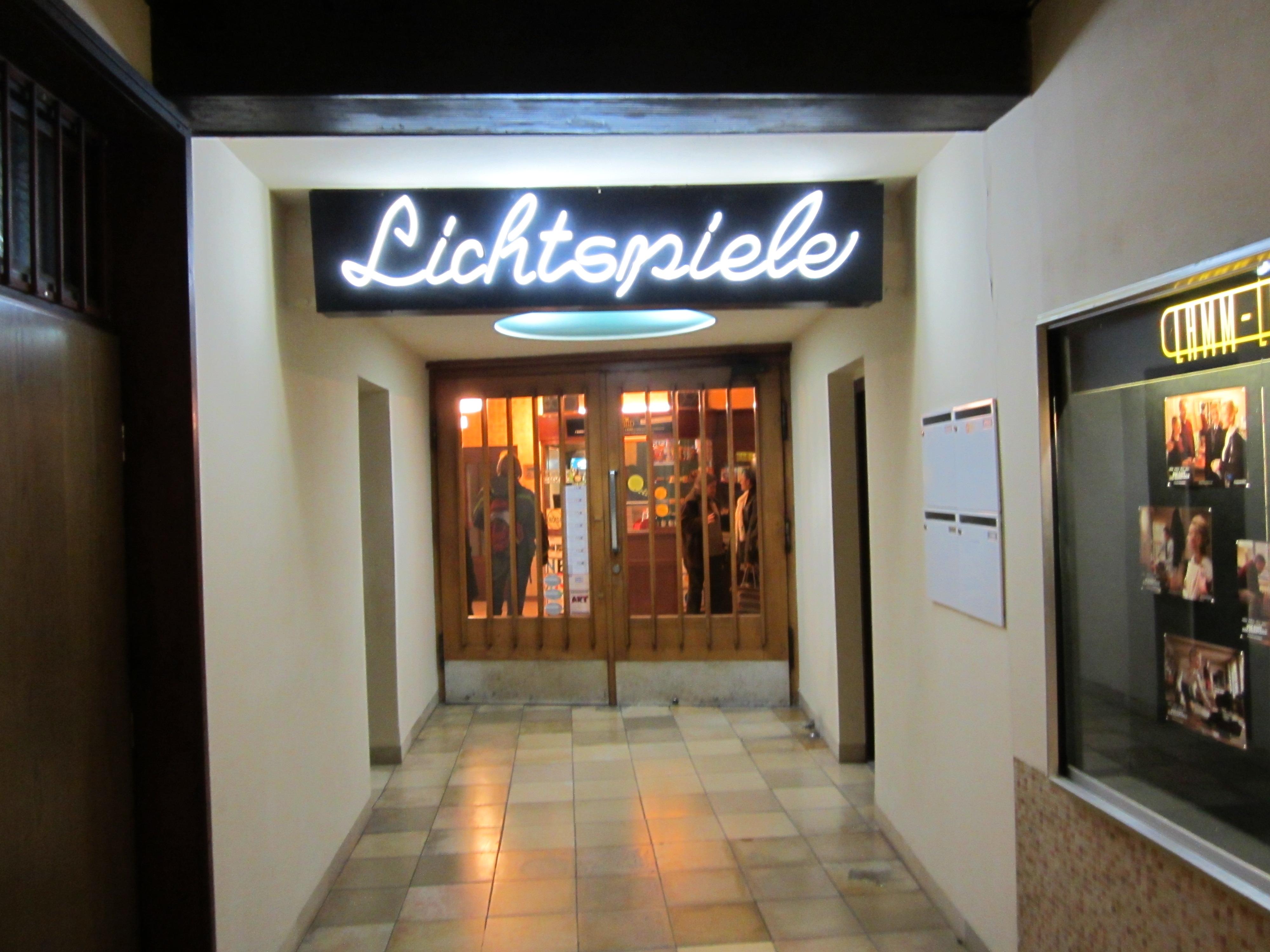 Lamm Lichtspiele Erlangen