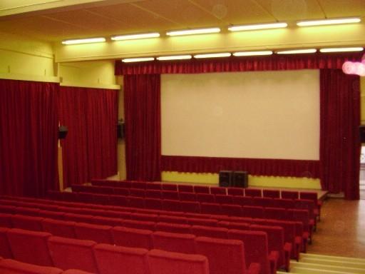 Cinema hall after December 2003