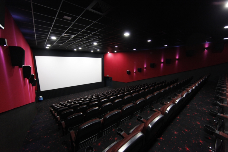 Cinema hall 1