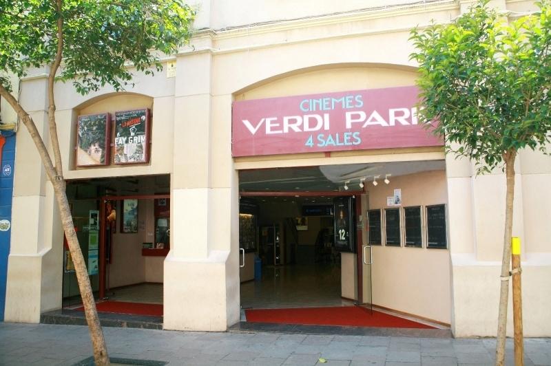 Cinemes Verdi Park