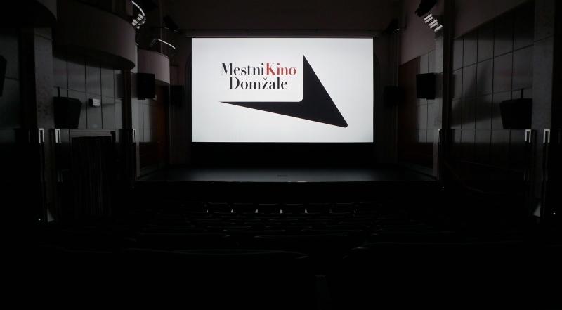 inside of the cinema