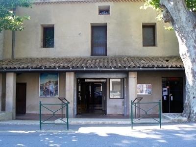 Le Cinéma Le Cigalon à Cucuron