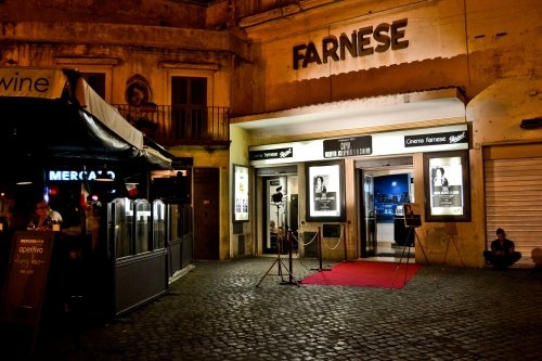 arthouse cinema Farnese
