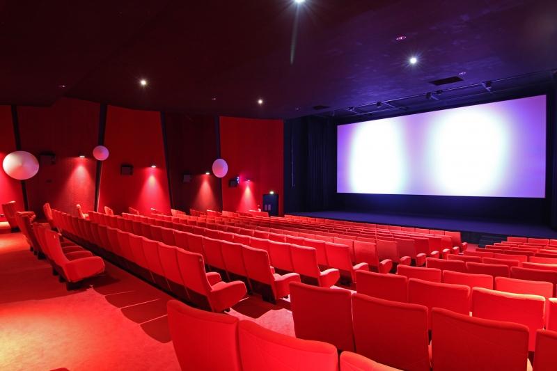Salle François Truffaut Antony (photo : P. Petitprez ADRC)