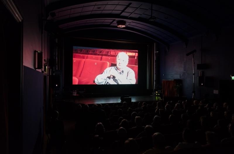 Aldeburgh Cinema (full house screening)