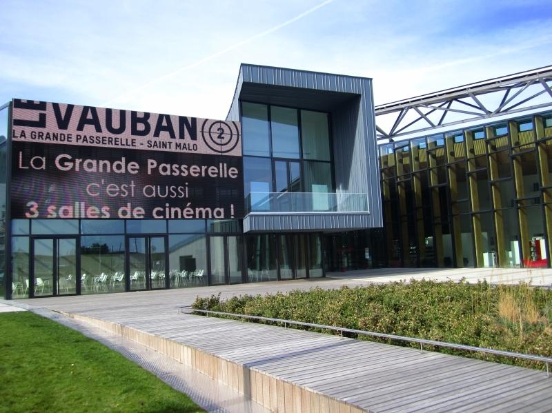 Le Vauban 2-La Grande Passerelle. Cabinet d'architecte : Architecture Studios