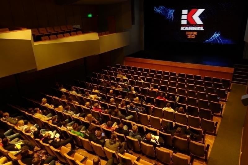 Kino Kannel as seen from balcony