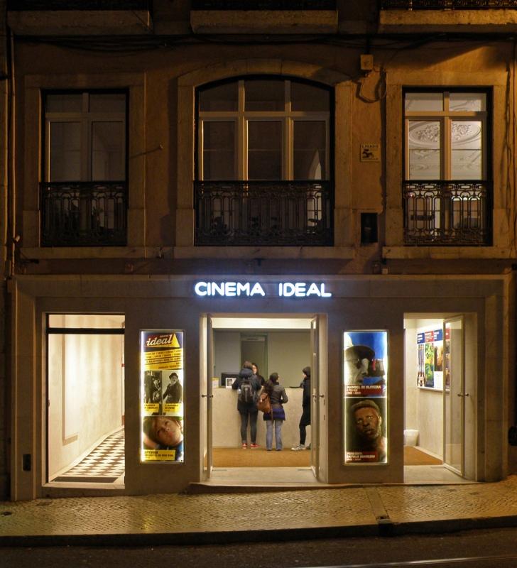 Cinema Ideal outside