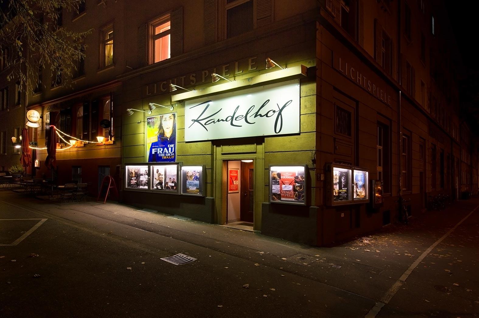 Kandelhof - Lichtspiele