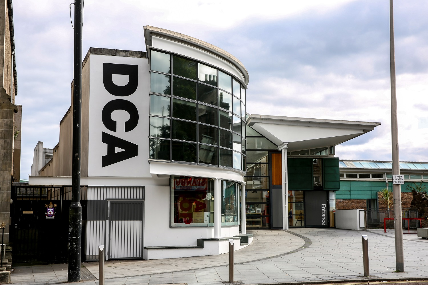 Dundee Contemporary Arts (DCA) 2