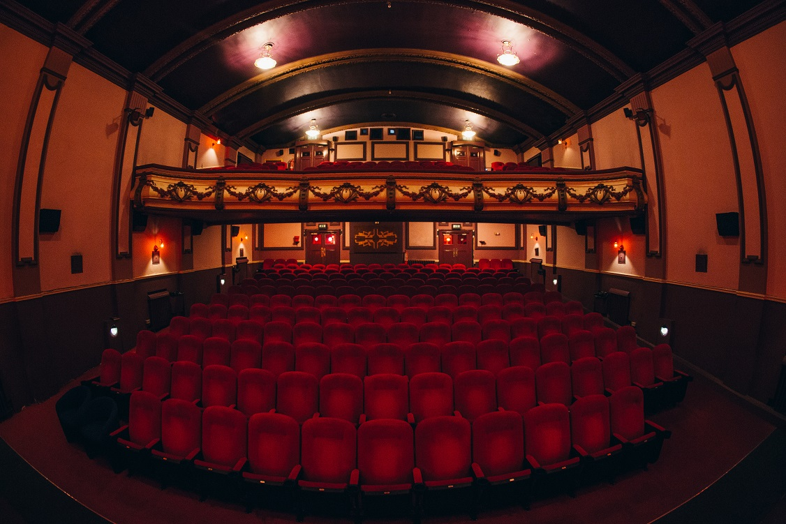 The Picture House auditorium