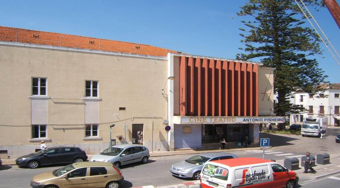 Cine-Teatro António Pinheiro
