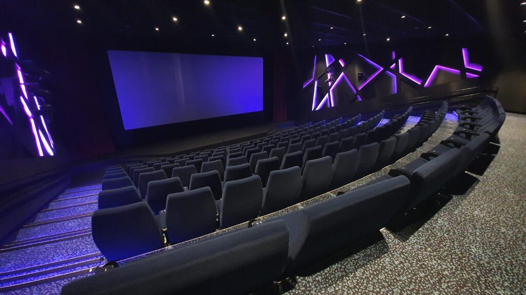 Thule screening room