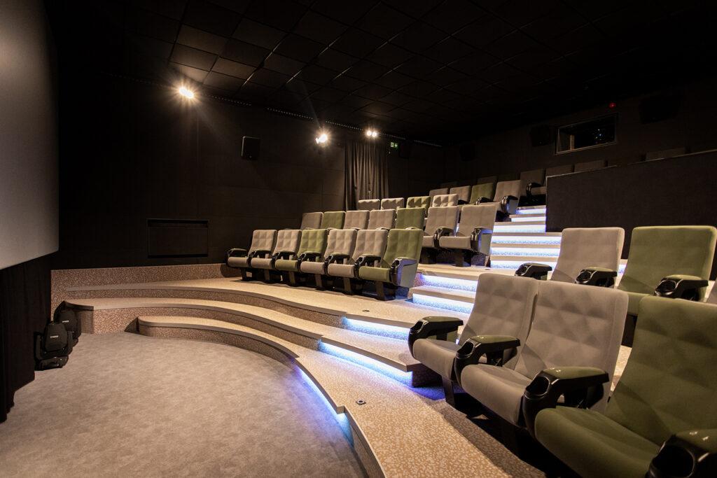 Kaali screening room