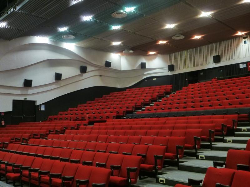 Institut français de Côte d'Ivoire - auditorium
