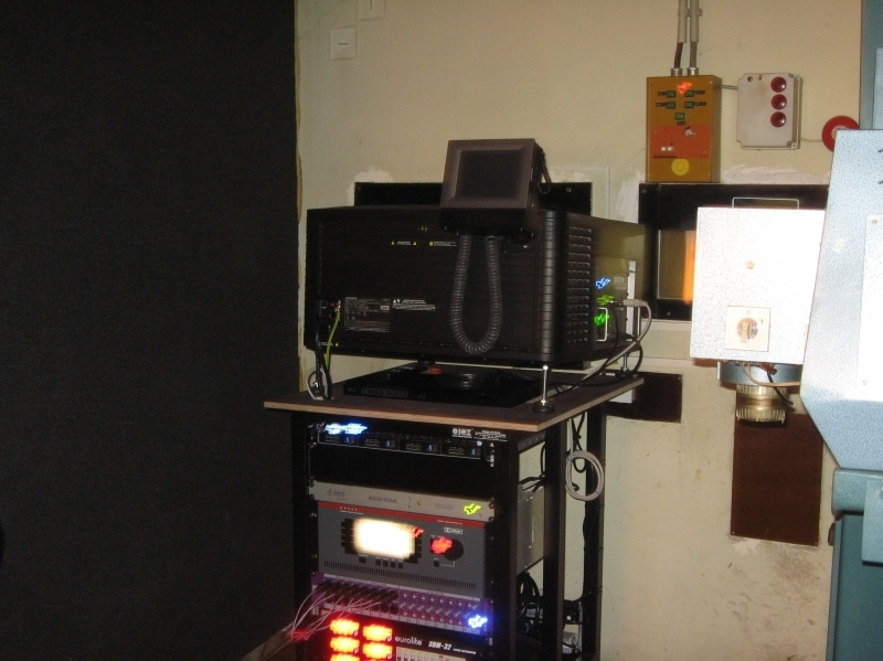 projector brežice