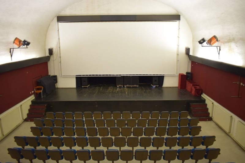 SLOV.BISTRICA CINEMA THEATRE