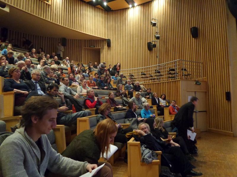 public séance cinéma