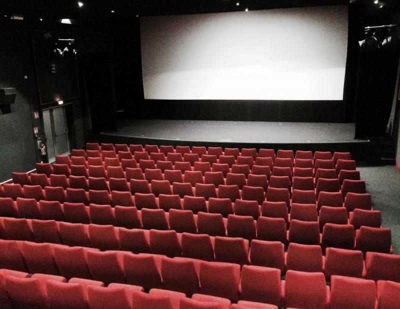 Cinéma Le Relais- Salle Jacques Villeret