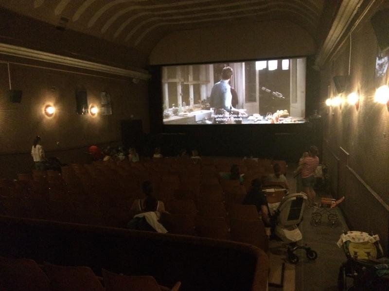 BABY friendly screenings