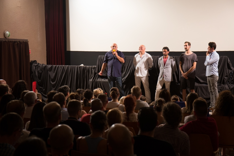 Premiere with Filmmakers (ČIARA/The Line)