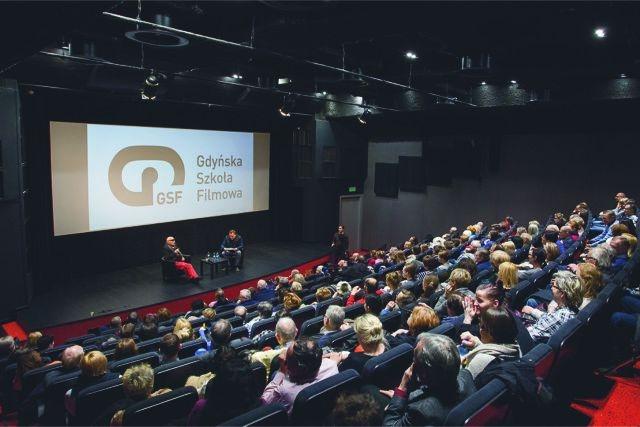Warszawa screening room