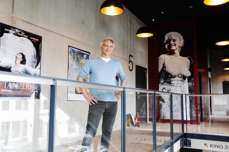 Director Matthias Helwig, 1st floor
