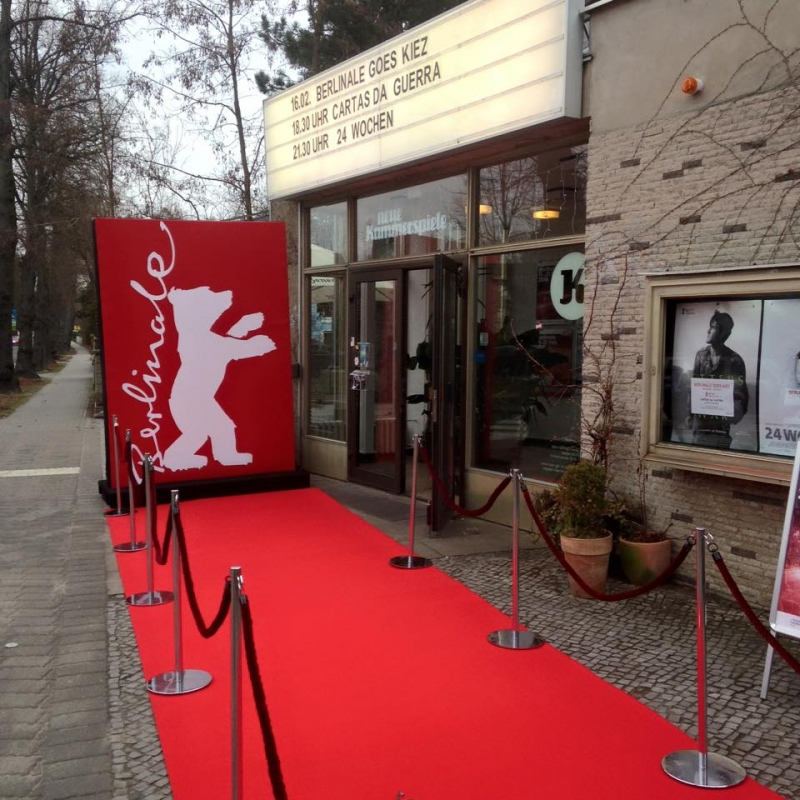 Berlinale in the House!