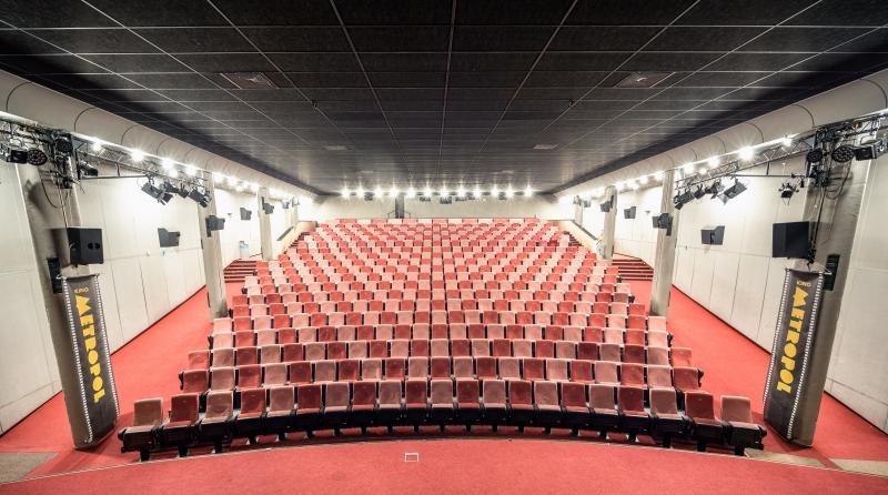 Kino Metropol, Olomouc - Stephan Zaubitzer