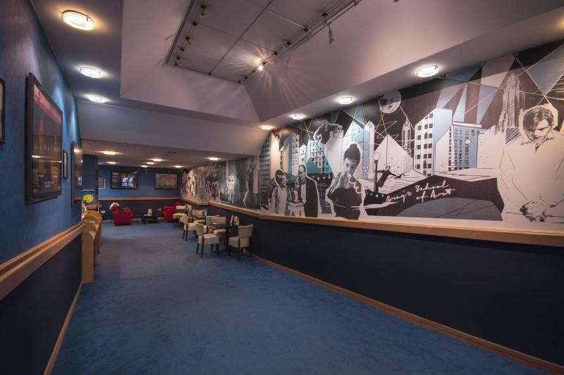 Belmont Filmhouse Foyer