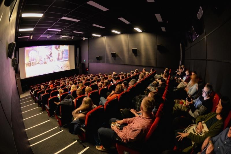 Elokuvasali, Töölö