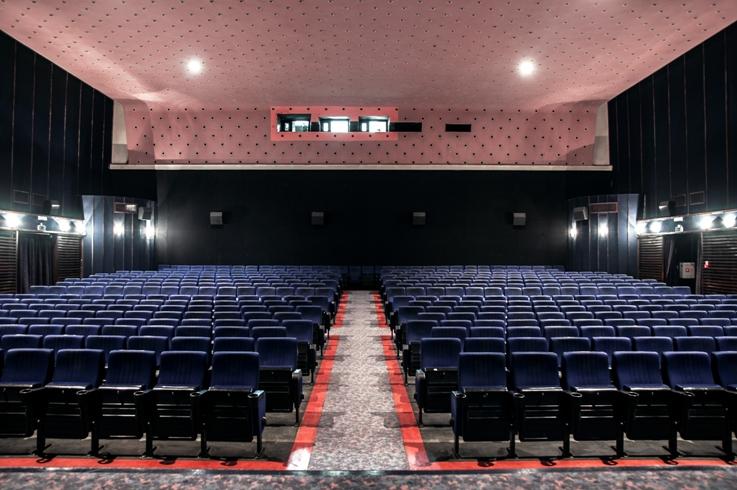 cinema hall A